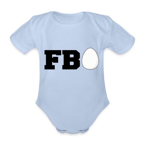 FBI FBEI Spezialeinheit als Geschenk - Baby Bio-Kurzarm-Body