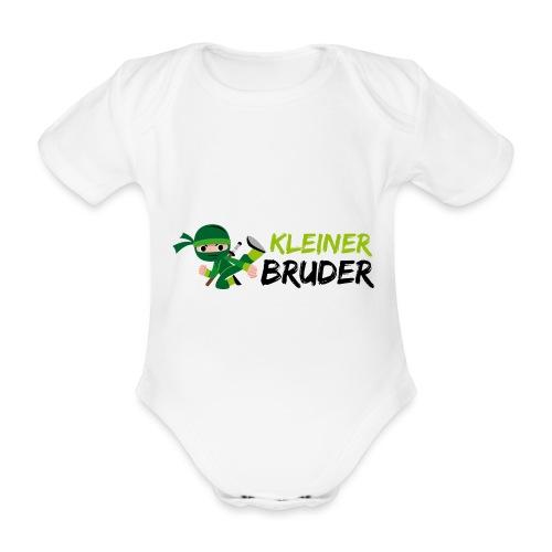 Ninja - Kleiner Burder - Baby Bio-Kurzarm-Body