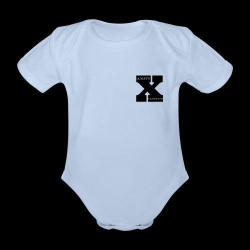 aMITY - Organic Short-sleeved Baby Bodysuit