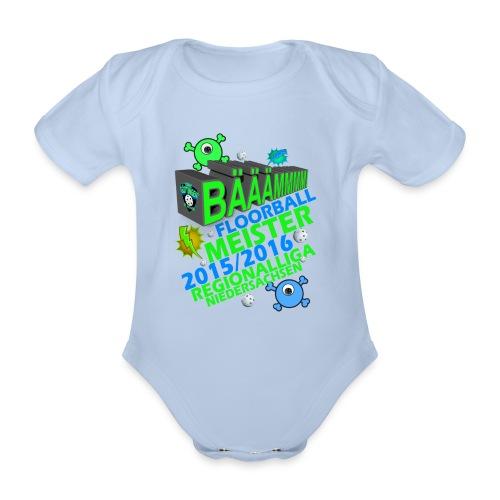 Regionalliga Sieger SCW - Baby Bio-Kurzarm-Body