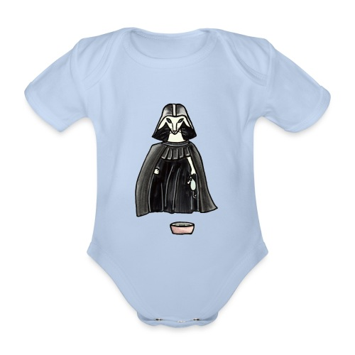 Darth Albert - Ekologisk kortärmad babybody