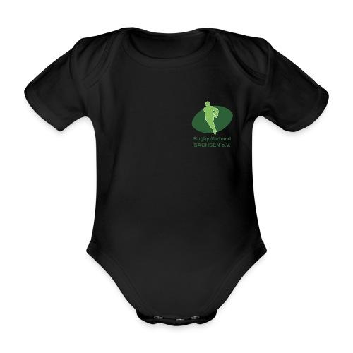 RVS-Logo - Baby Bio-Kurzarm-Body