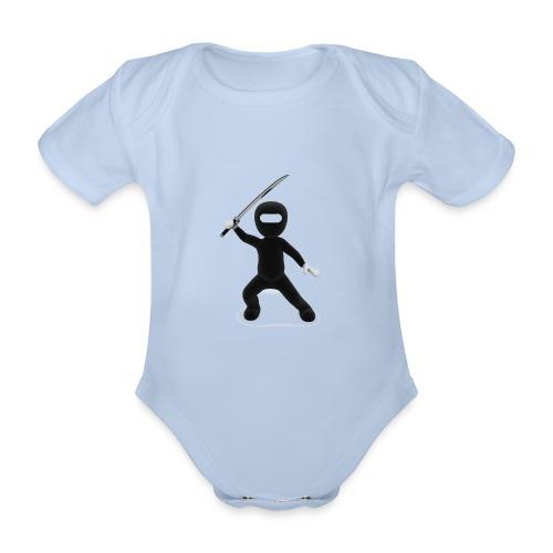 Ninja - Body Bébé bio manches courtes