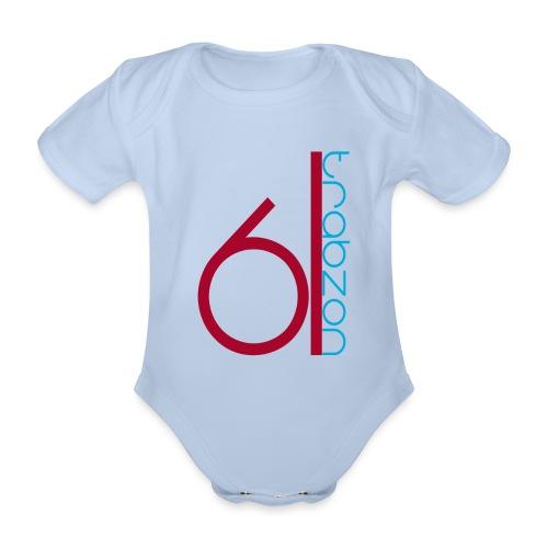 61 Trabzon - Baby Bio-Kurzarm-Body