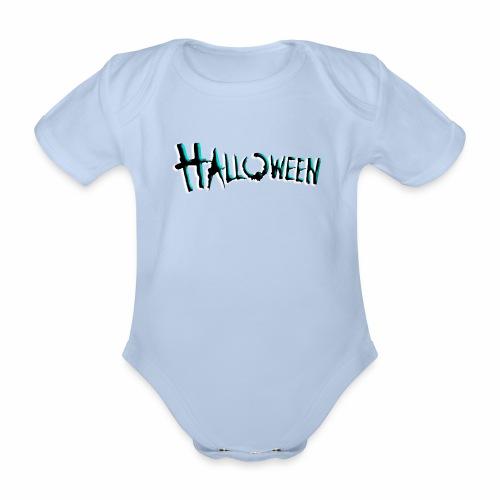 Halloween 'Tee' - Body Bébé bio manches courtes