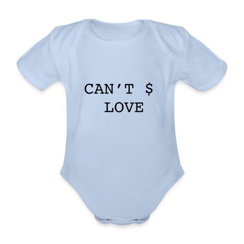 CBLB - Organic Short-sleeved Baby Bodysuit