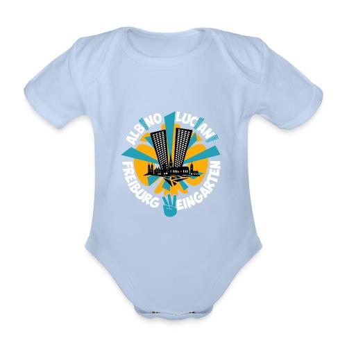 Albino Luciani Stammeslogo - Baby Bio-Kurzarm-Body