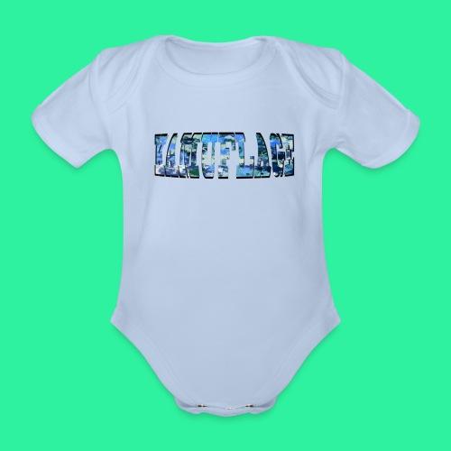 KAMUFLAGE - Baby Bio-Kurzarm-Body