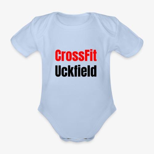 CF Uckfield - Organic Short-sleeved Baby Bodysuit