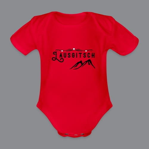 Lausgitsch - Baby Bio-Kurzarm-Body