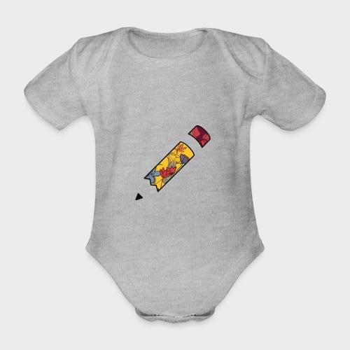 Frühling - Baby Bio-Kurzarm-Body