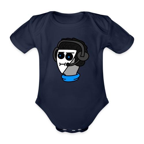 Trytix wut - Organic Short-sleeved Baby Bodysuit
