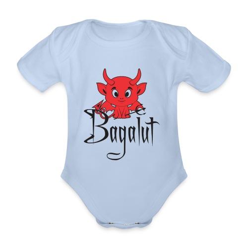Bagalut - Baby Bio-Kurzarm-Body
