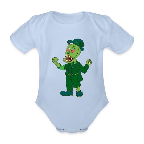 Irish - Organic Short-sleeved Baby Bodysuit
