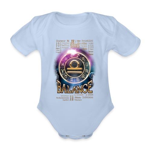 BALANCE - Body Bébé bio manches courtes
