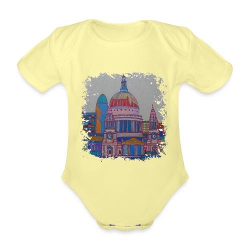 London - Baby Bio-Kurzarm-Body