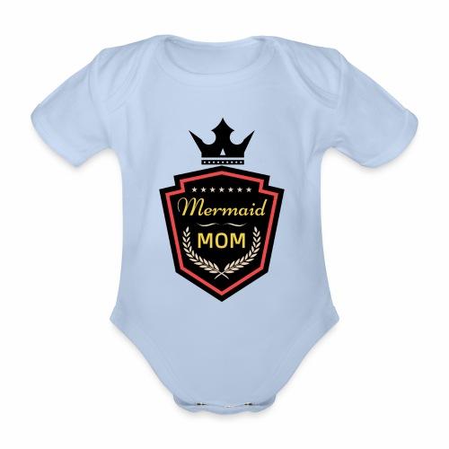 Mermaid Mom - AMDesign - Baby Bio-Kurzarm-Body