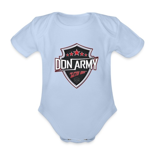 Women's DoN Army Hoodies - Organic Short-sleeved Baby Bodysuit