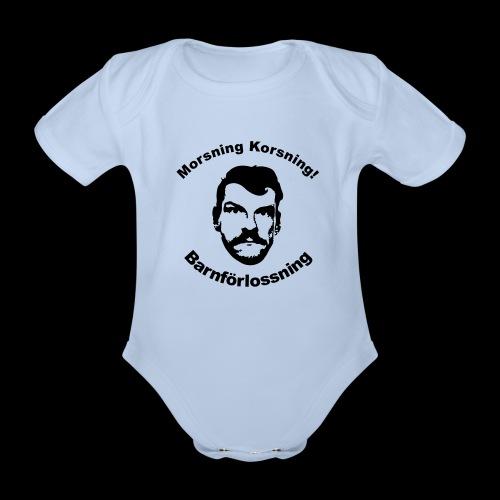 chrille2 - Ekologisk kortärmad babybody