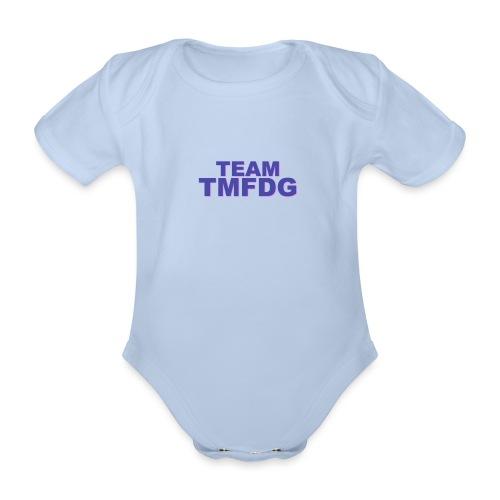 Collection : 2019 Team TMFDG - Body Bébé bio manches courtes