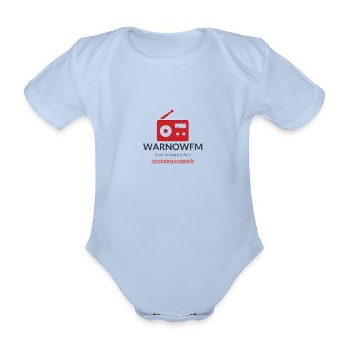 red radio - Baby Bio-Kurzarm-Body