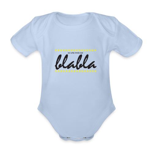 Blabla - Baby Bio-Kurzarm-Body