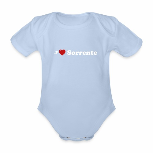 J'aime Sorrente - Body Bébé bio manches courtes