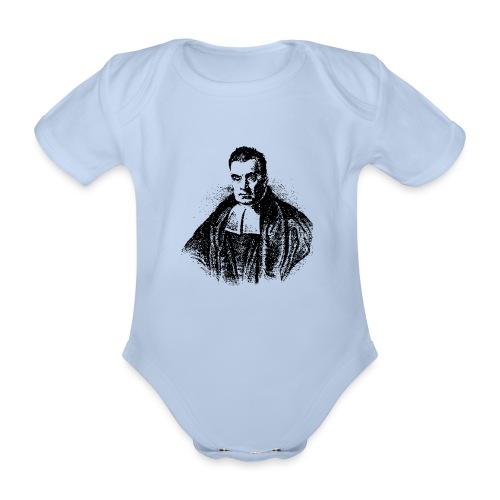 Women's Bayes - Organic Short-sleeved Baby Bodysuit