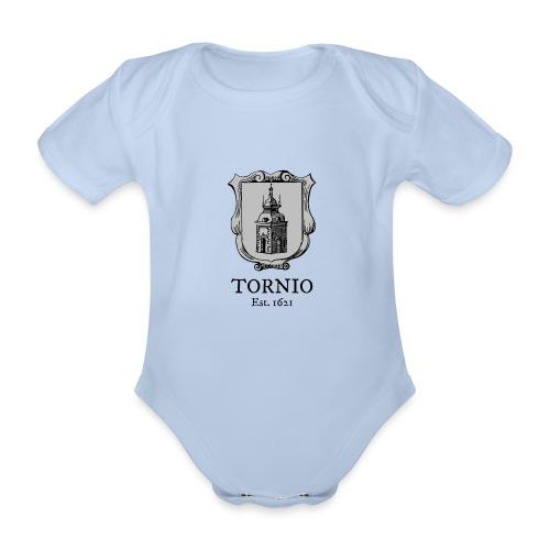 Tornio Est 1621 - Vauvan lyhythihainen luomu-body