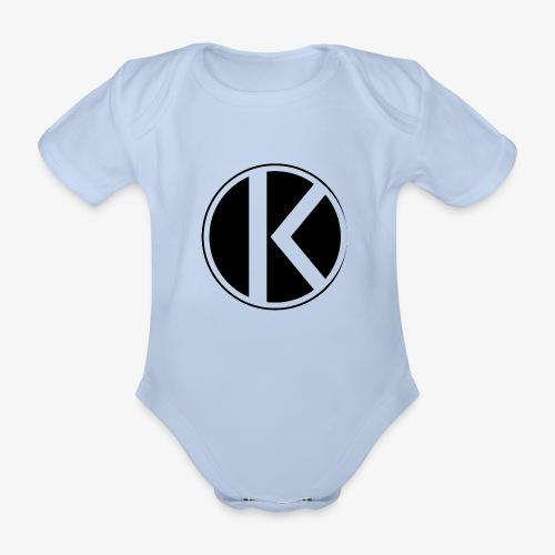 |K·CLOTHES| ORIGINAL SERIES - Body orgánico de maga corta para bebé