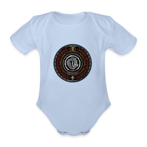MizAl Blason - Ekologiczne body niemowlęce z krótkim rękawem