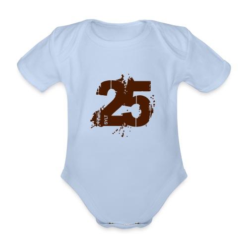 City_25_Sylt - Baby Bio-Kurzarm-Body