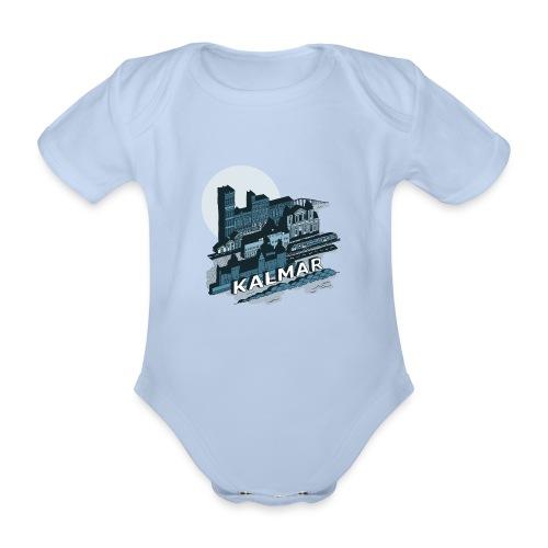 Kalmar - Ekologisk kortärmad babybody