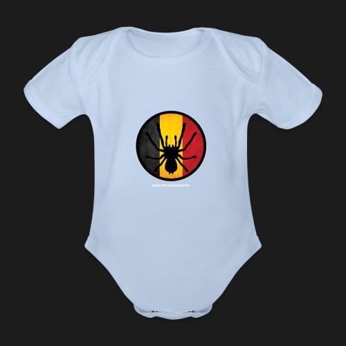 Official - Organic Short-sleeved Baby Bodysuit