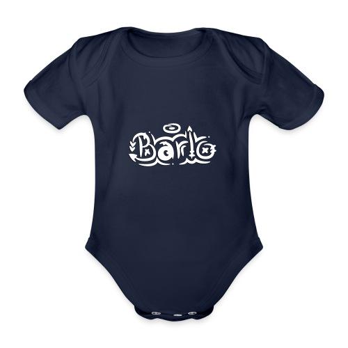 Signature officiel - Organic Short-sleeved Baby Bodysuit