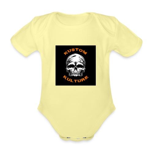 Sans Maxilaire - Body Bébé bio manches courtes