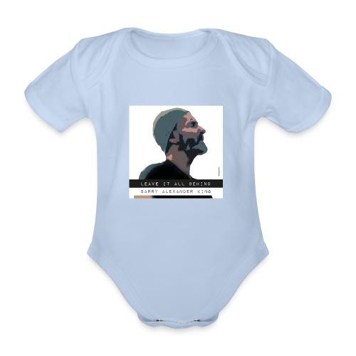 Barry Alexander King - Organic Short-sleeved Baby Bodysuit