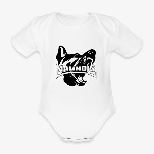 malinois - Body Bébé bio manches courtes