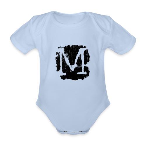 M3 - Body ecologico per neonato a manica corta