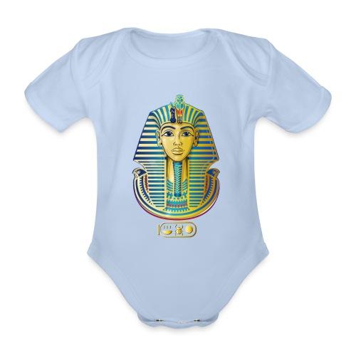 TUTANCHAMUN I Tutankhamen - Baby Bio-Kurzarm-Body