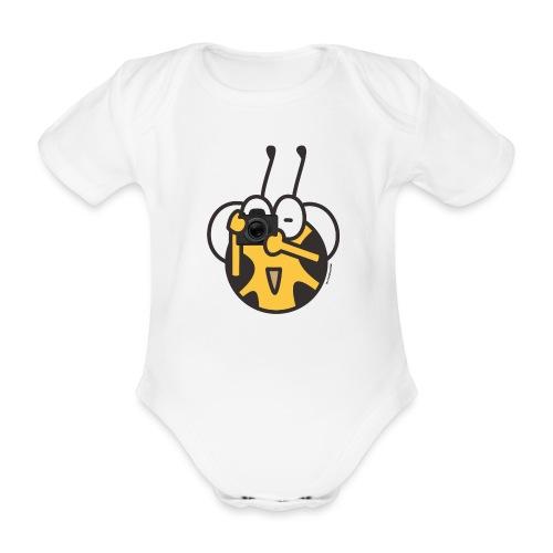 Meisterfotograf - Baby Bio-Kurzarm-Body