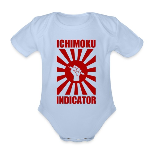 Ichimoku power - Body Bébé bio manches courtes