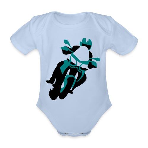 Caponord1200 - Baby Bio-Kurzarm-Body