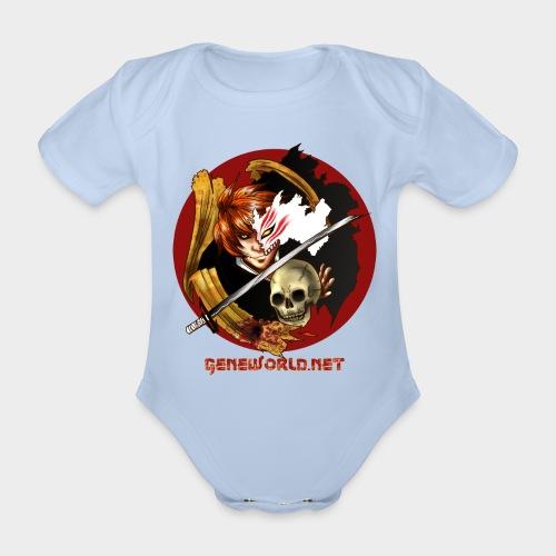 Geneworld - Ichigo - Body Bébé bio manches courtes