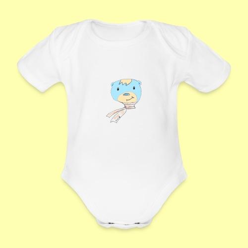 Pinni Bär® - Baby Bio-Kurzarm-Body