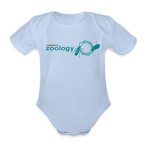 Zoology Special - Organic Short-sleeved Baby Bodysuit