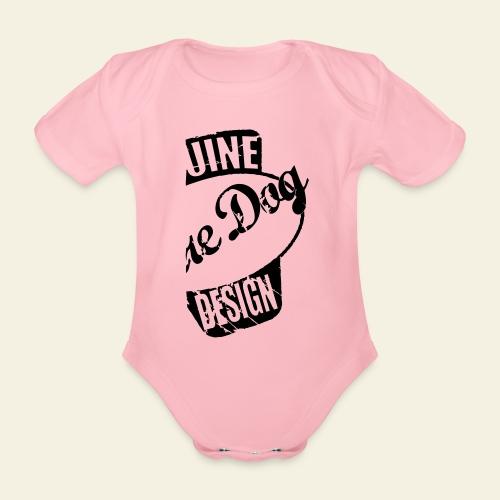 raredog fuelwear - Kortærmet babybody, økologisk bomuld
