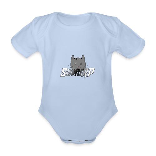 SumuRP - Vauvan lyhythihainen luomu-body