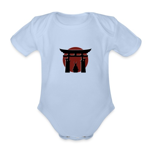 Torii and Samurai - Body Bébé bio manches courtes