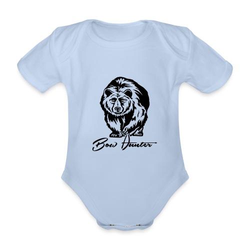 Bear Bowhunter - Baby Bio-Kurzarm-Body